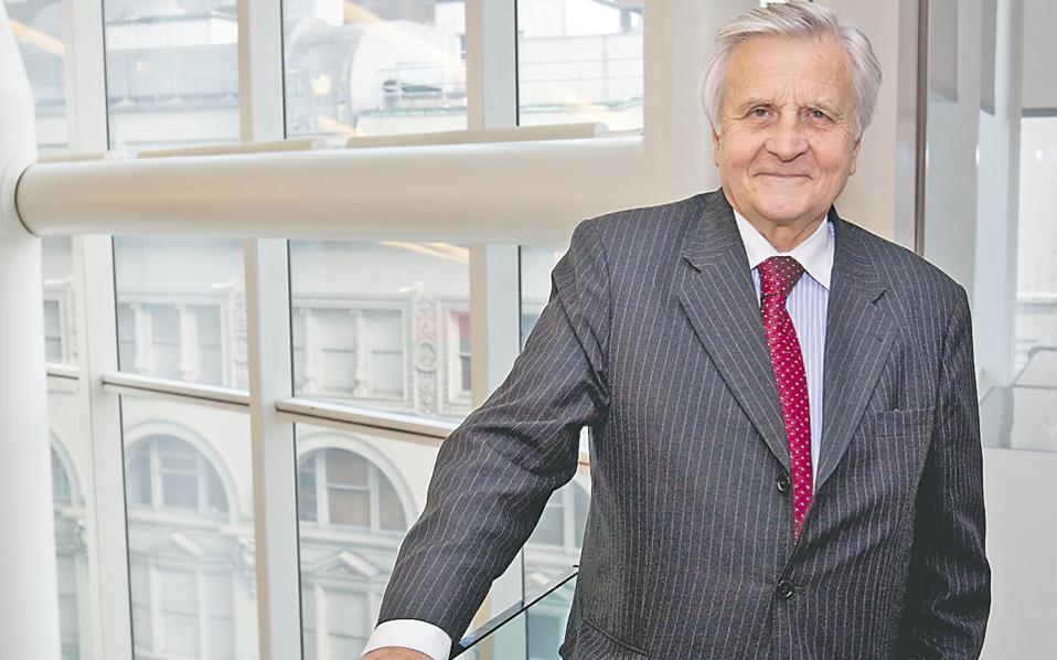 «Πιστεύω ότι η τραπεζική ένωση είναι απαραίτητη» δηλώνει στην «Κ» ο τέως πρόεδροςτης Ευρωπαϊκής ΚεντρικήςΤράπεζας Ζαν-Κλοντ Τρισέ.