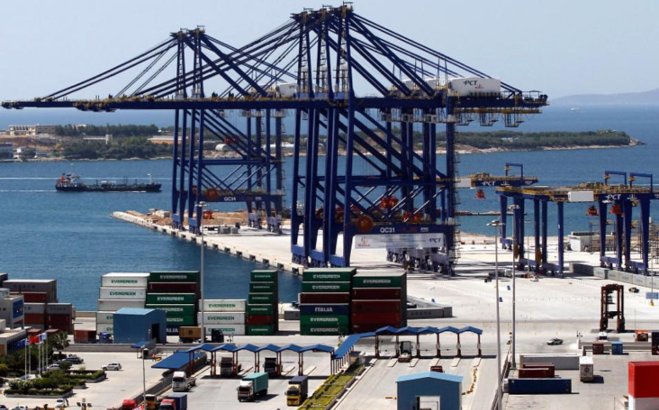cec6701bc9 Κ. Χατζηδάκης  Κομβικό λιμάνι της Ευρώπης μπορεί να γίνει ο Πειραιάς. ×.  cosco 1 800