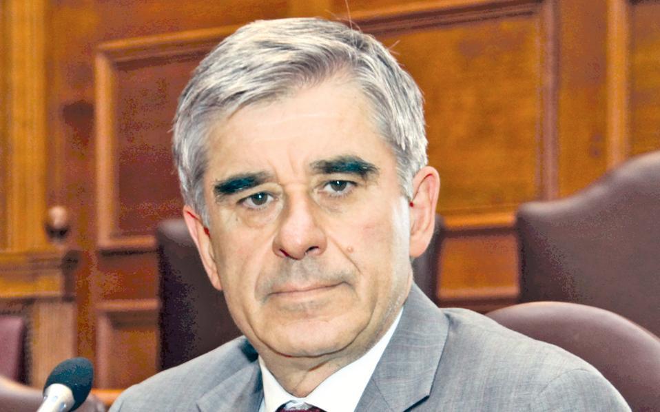 Eπί έξι ώρες έδινε κατάθεση στην Επιτροπή Θεσμών και Διαφάνειας της Βουλής ο κ. Παναγιώτης Νικολούδης για τα αποτελέσματα της Αρχής Ξεπλύματος κατά του «μαύρου χρήματος» την τελευταία χρονιά.