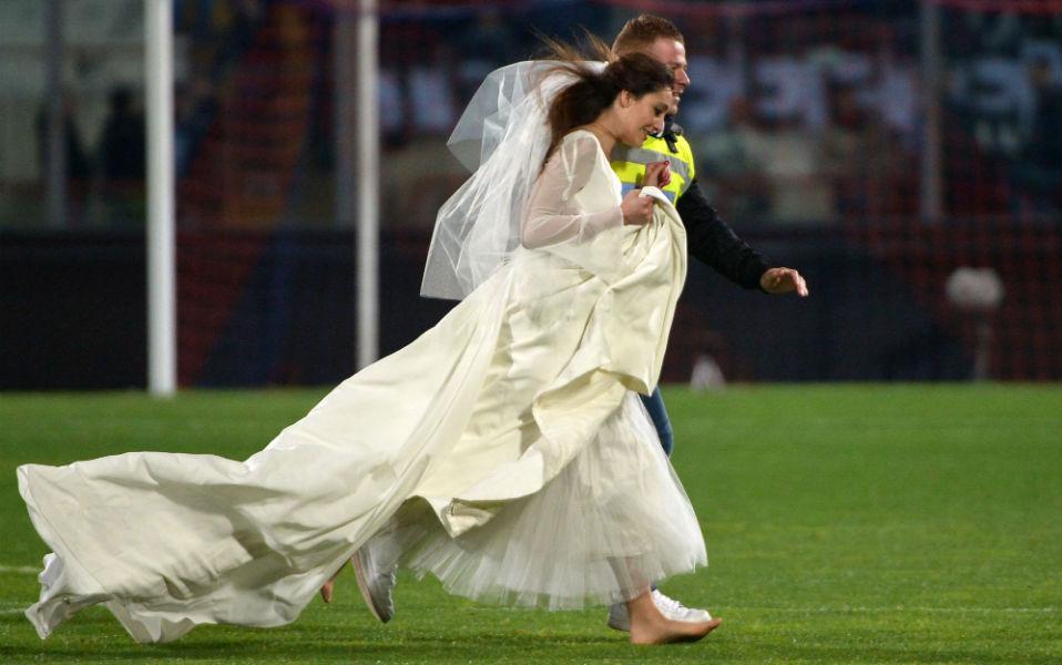 عکس عروس فراری