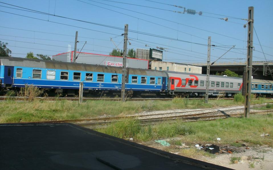 Αποτέλεσμα εικόνας για Τρενο Θεσσαλονικη -Βελιγραδι Σιδηροδρομικά Νέα