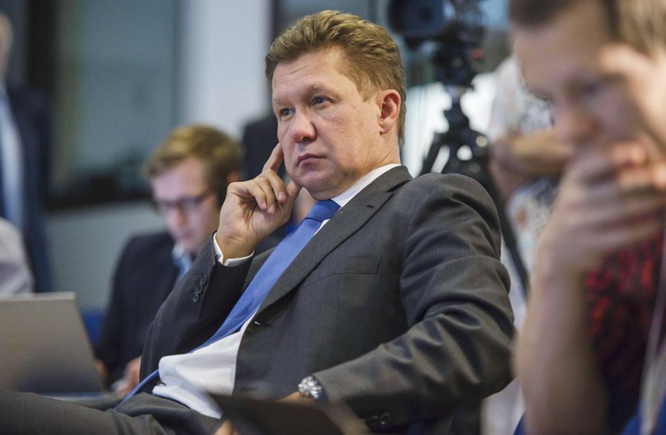 Ο επικεφαλής της Gazprom Αλεξέι Μίλερ τόνισε ότι στόχος της Gazprom είναι η βελτίωση των παροχών προς τους πελάτες της, μέσω της διαφοροποίησης των διαδρομών.
