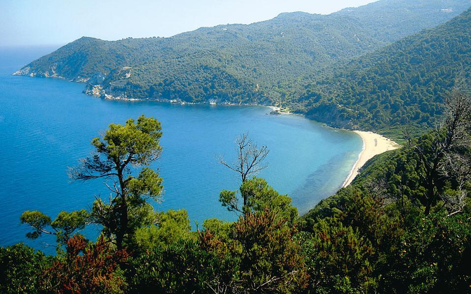 Εξαιρετικής ποιότητας τα νερά κολύμβησης στην Ελλάδα