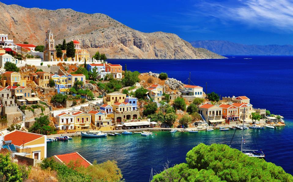 Σύμη: Με φιλόξενη διάθεση | Στην Ελλάδα | Η ΚΑΘΗΜΕΡΙΝΗ