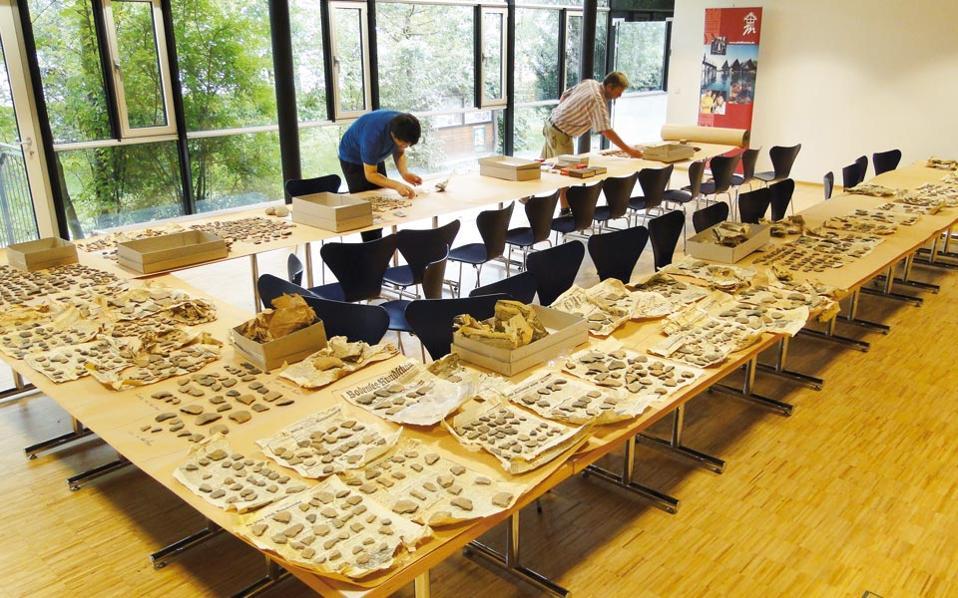 Στην Ελλάδα επιστρέφουν οι 10.600 αρχαιότητες, που ανασκάφηκαν από τα κατοχικά στρατεύματα και μεταφέρθηκαν στη Γερμανία από τον Ιούνιο ώς τον Δεκέμβριο του 1941