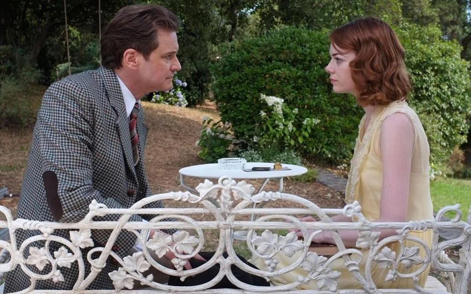 Ο Κόλιν Φερθ και η Εμα Στόουν πρωταγωνιστούν στη νέα κομεντί του Γούντι Αλεν, «Μαγεία στο Σεληνόφως».