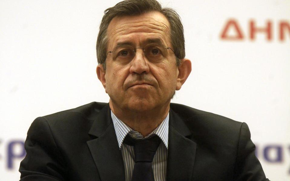 Ο βουλευτής Αχαΐας Νίκος Νικολόπουλος.