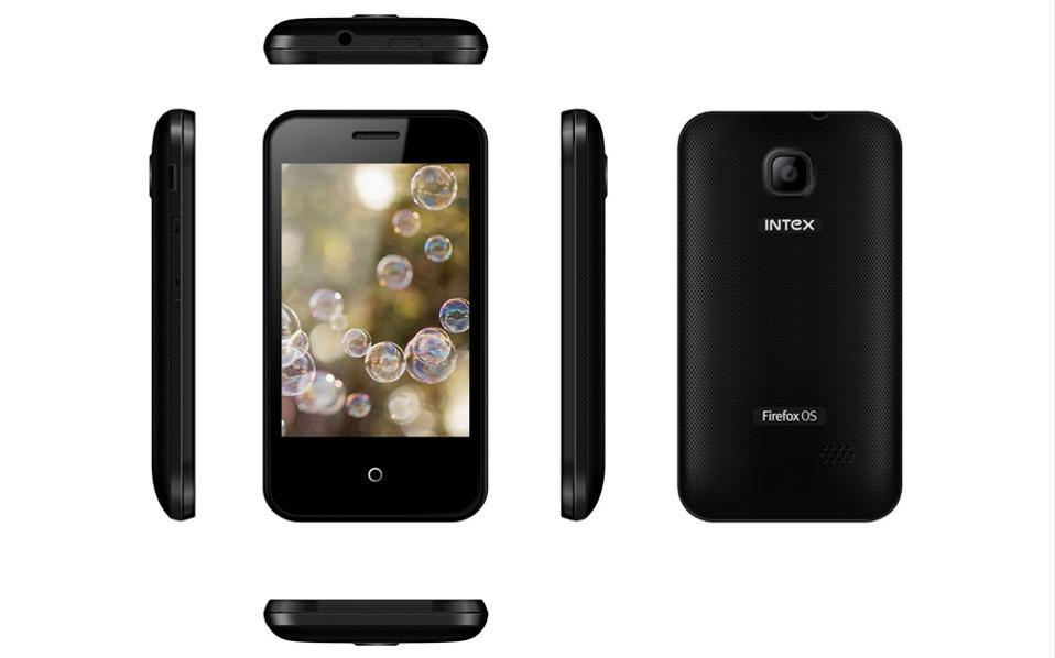 Το κινητό των 35 δολ. παρουσίασε η Mozilla