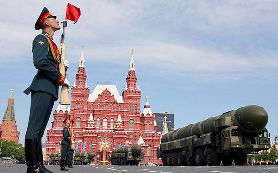 Αποκλεισμένη από τις διεθνείς αγορές η Ρωσία