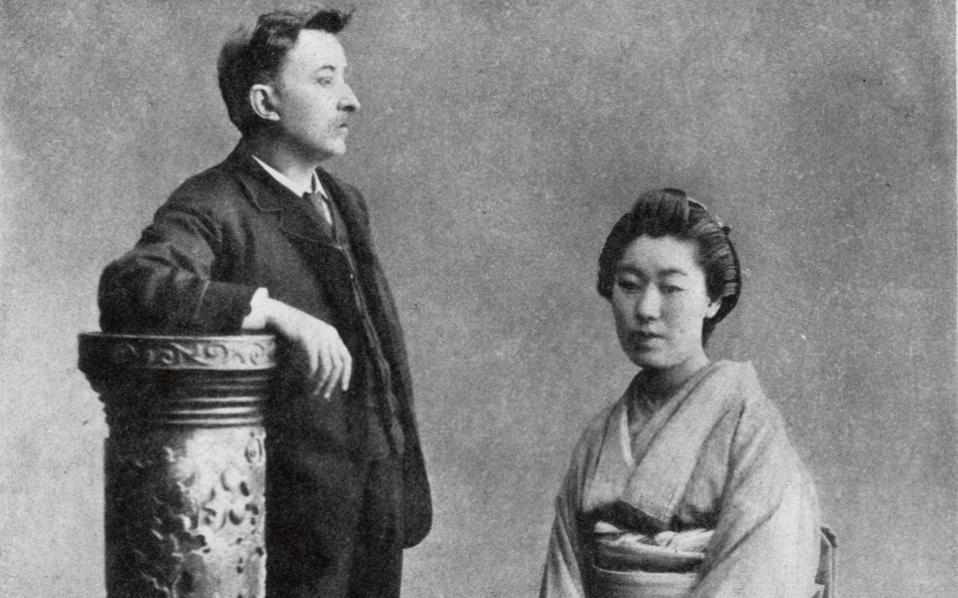 Από το φωτογραφικό αρχείο της οικογένειας Κοϊζούμι