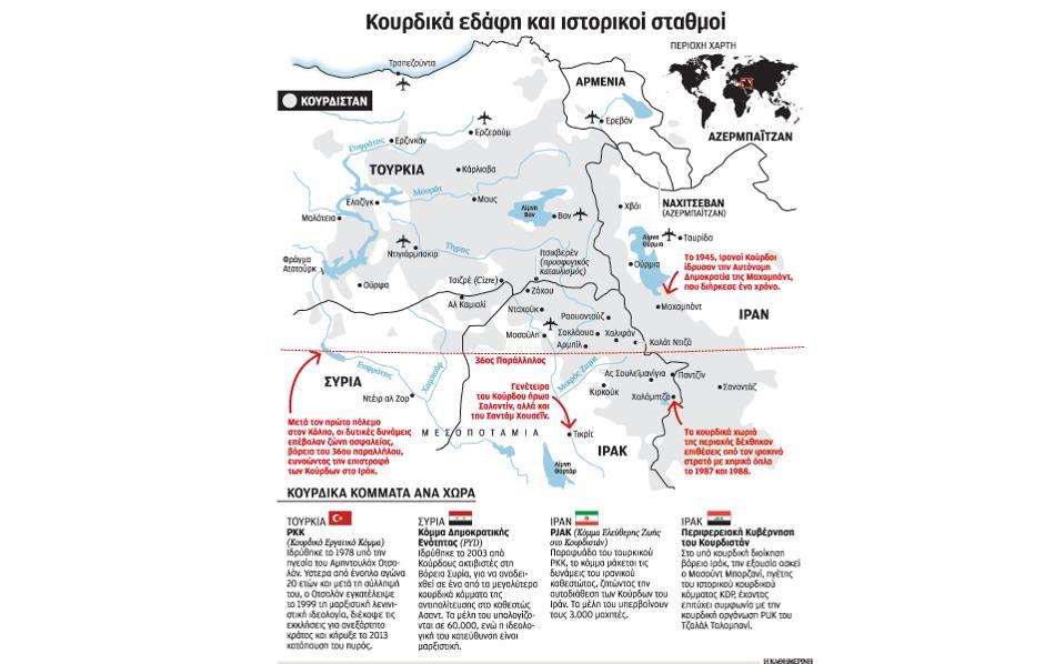 Το Κομπάνι, η Γκουέρνικα των Κούρδων