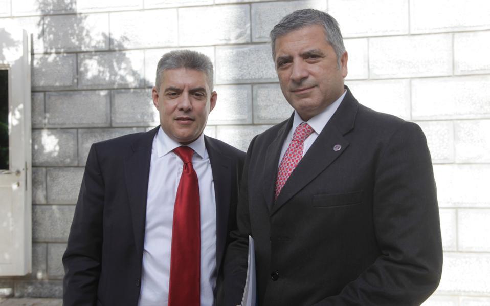 Κ. Αγοραστός και Γ. Πατούλης: η ηγεσία της Τοπικής Αυτοδιοίκησης.