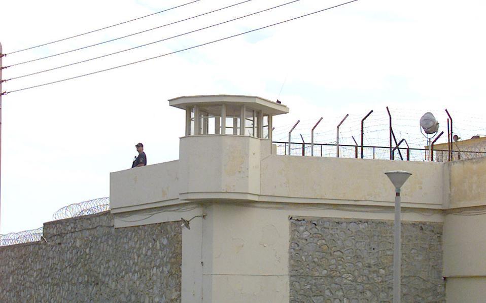 Πανοραμική άποψη των φυλακών Κορυδαλλού.