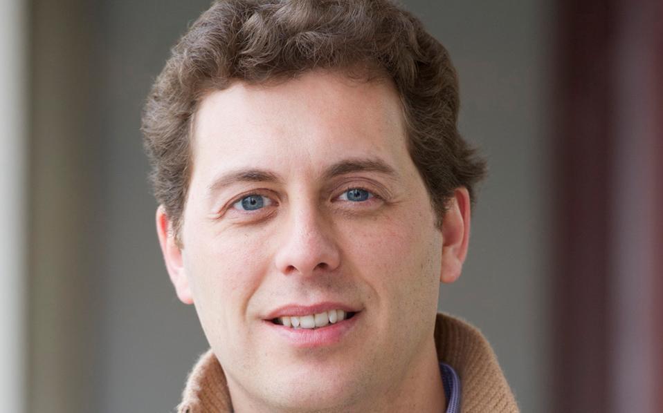 Ο καθηγητής διεθνούς πολιτικής οικονομίας στο Πανεπιστήμιο Johns Ηopkins, Ματίας Ματίς.