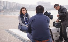 Η Σοφία Παπαϊωάνου και οι «360 μοίρες» κέρδισαν το 15% των τηλεθεατών την περασμένη Τρίτη.