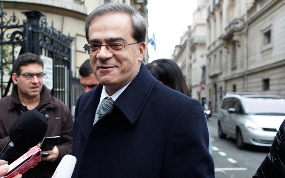 Ο υπουργός Οικονομικών Γκίκας Χαρδούβελης τόνισε χθες, στο Παρίσι, ότι η εισπραξιμότητα από τον ΕΝΦΙΑ είναι καλύτερη από αυτή που εκτιμούν οι δανειστές.