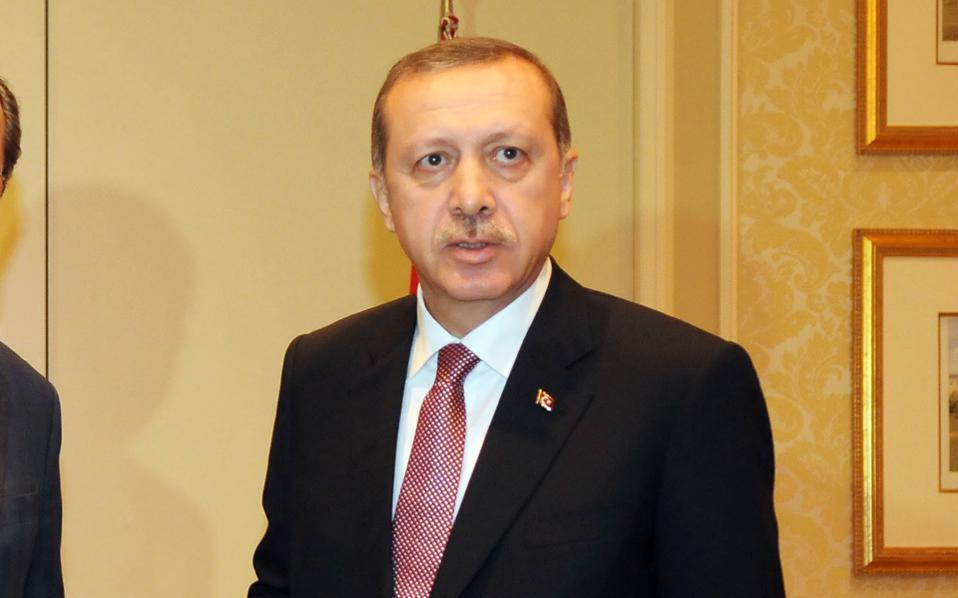 Πύρινος ήταν ο λόγος που εκφώνησε ο Ερντογάν στη σύνοδο του Οργανισμού Ισλαμικής Διάσκεψης.