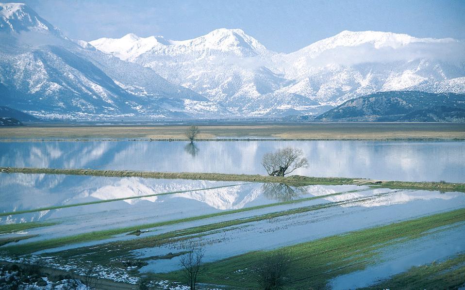 Στυμφαλία λίμνη