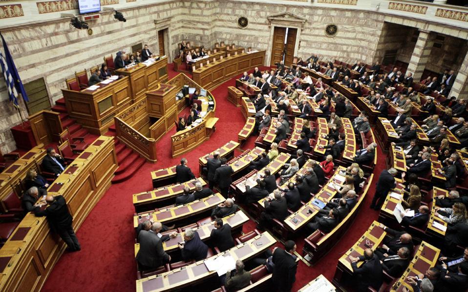Στις 7 σήμερα το απόγευμα διεξάγεται στη Βουλή η πρώτη εκ των τριών ψηφοφοριών για την εκλογή Προέδρου της Δημοκρατίας, με μοναδικό υποψήφιο τον κ. Σταύρο Δήμα.