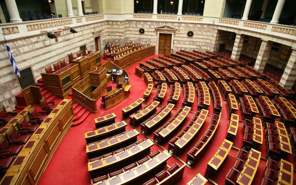 Το χωροταξικό απασχόλησε τις τελευταίες ημέρες κόμματα, πρώην πρωθυπουργούς και προέδρους της Βουλής, που ο καθένας δεν ήθελε να αποχωριστεί το γραφείο του.