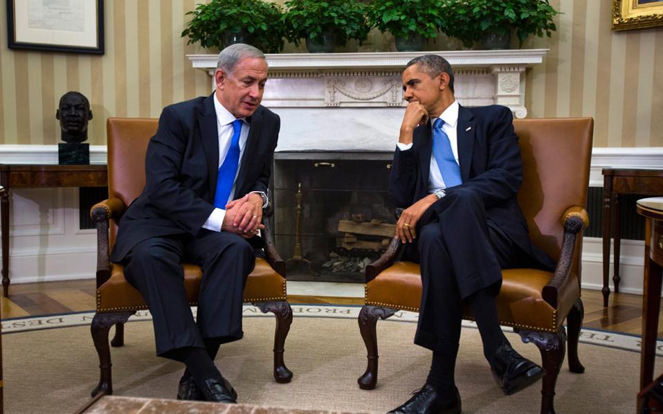 Η οριστική ρήξη στις σχέσεις Ομπάμα - Νετανιάχου φέρεται να επήλθε στις 12 Ιανουαρίου και αφού είχε προηγηθεί τηλεφωνική επικοινωνία των δύο ηγετών.