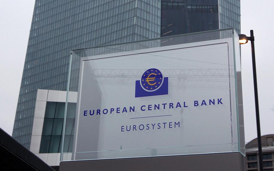 H Ευρωπαϊκή Κεντρική Τράπεζα κρίνει «μη ρεαλιστικό και υπερβολικό» το ύψος του αναβαλλόμενου φόρου που έχει αναγνωριστεί ως τμήμα των κεφαλαίων των τραπεζών και ζητεί την περικοπή του.