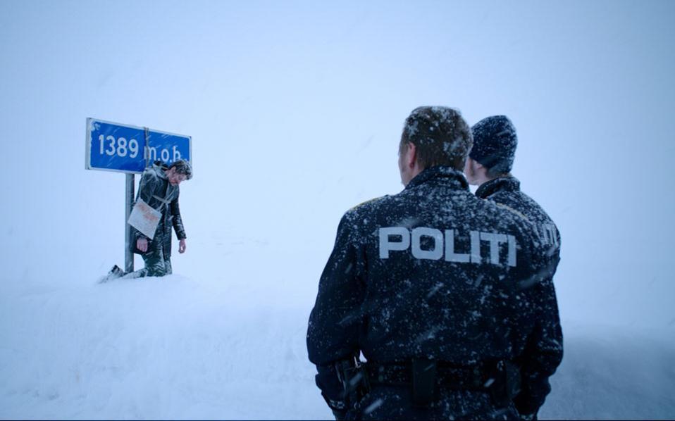 Το σκηνικό και οι καταστάσεις στο «Με σειρά εξαφάνισης» θυμίζουν το «Fargo».