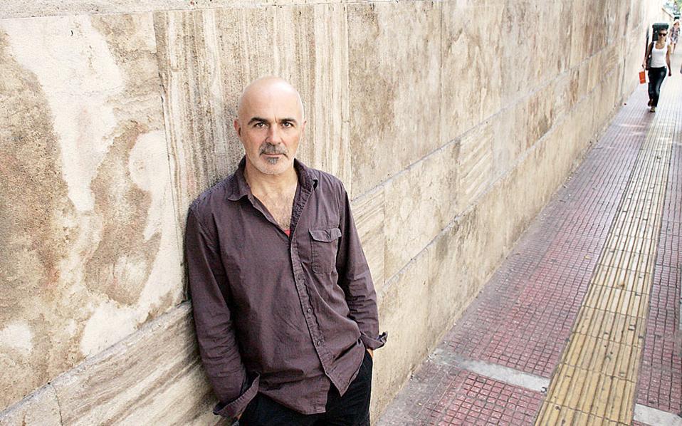 Ο νέος καλλιτεχνικός διευθυντής του Εθνικού Θεάτρου, Στάθης Λιβαθινός. Yπήρξε υπεύθυνος της Πειραματικής Σκηνής.
