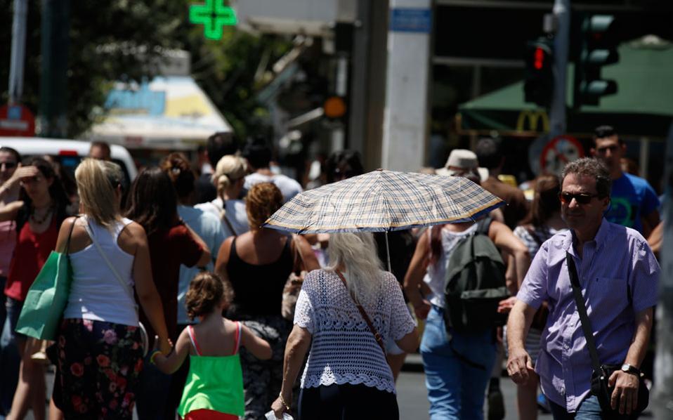 H Aθήνα το καλοκαίρι είναι πόλη μιας ιδιαίτερης κουλτούρας.