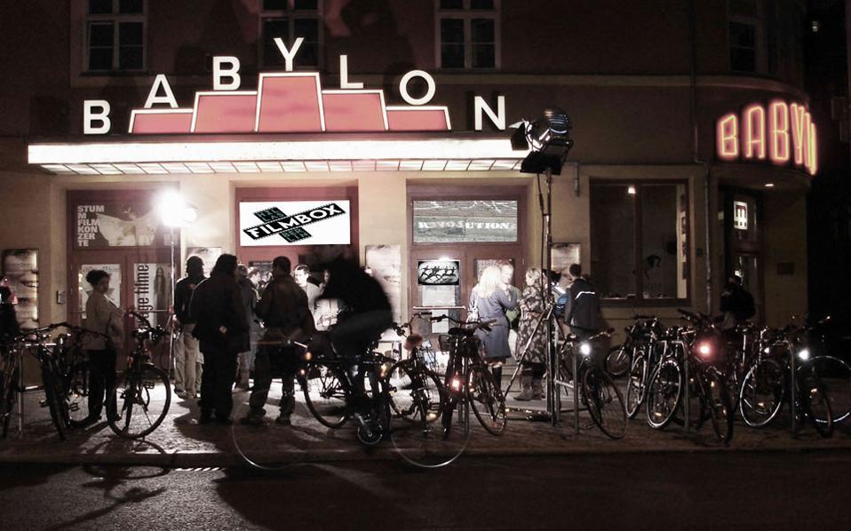 Το πρώτο φεστιβάλ θα πραγματοποιηθεί μεταξύ 21 και 24 Ιανουαρίου στον κινηματογράφο Babylon στο κέντρο του Βερολίνου.