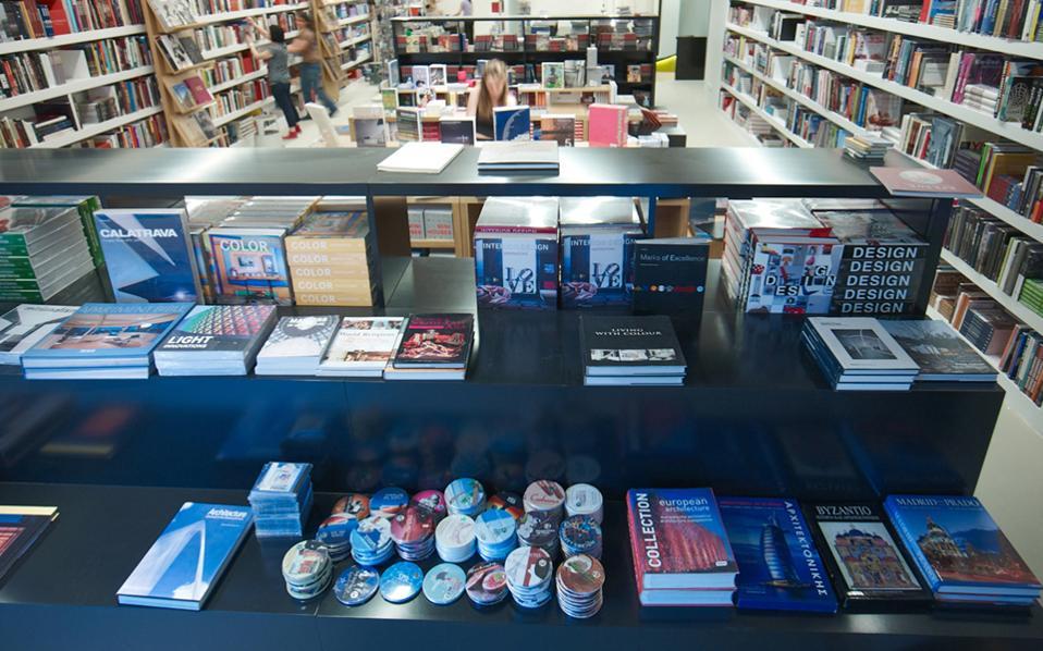 Και για τον χώρο του βιβλίου η περασμένη εβδομάδα ήταν πολύ δύσκολη, όπως λένε οι βιβλιοπώλες.