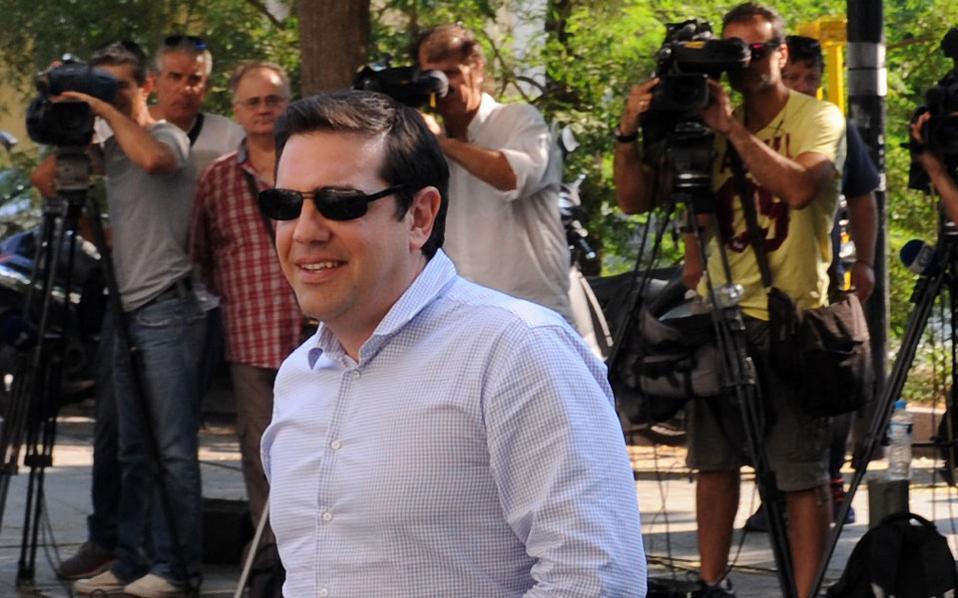 «Υποχρέωση όλων μας είναι να περιφρουρήσουμε την ενότητα του κόμματος», επισήμανε ο πρωθυπουργός Αλέξης Τσίπρας.
