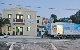 Στο ακριτικό Καστελλόριζο οι Κινητές Ιατρικές Μονάδες του Ιδρύματος «Σταύρος Νιάρχος».
