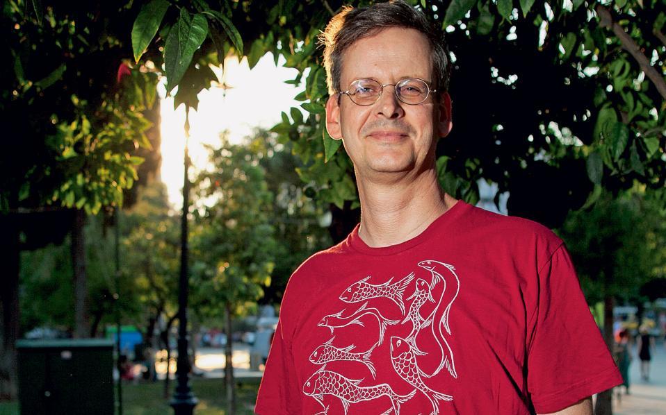 Ο Markus Bernath είναι Γερμανός δημοσιογράφος, ανταποκριτής από το 2010 σε Ελλάδα και Τουρκία της αυστριακής καθημερινής εφημερίδας Der Standard.