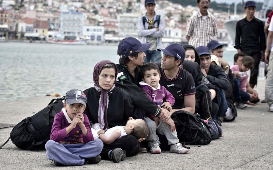 Από τους 230.000 πρόσφυγες και μετανάστες που έχουν μπει παράτυπα στη χώρα από την αρχή του χρόνου, οι 157.000 εντοπίστηκαν το δίμηνο Ιουλίου-Αυγούστου.
