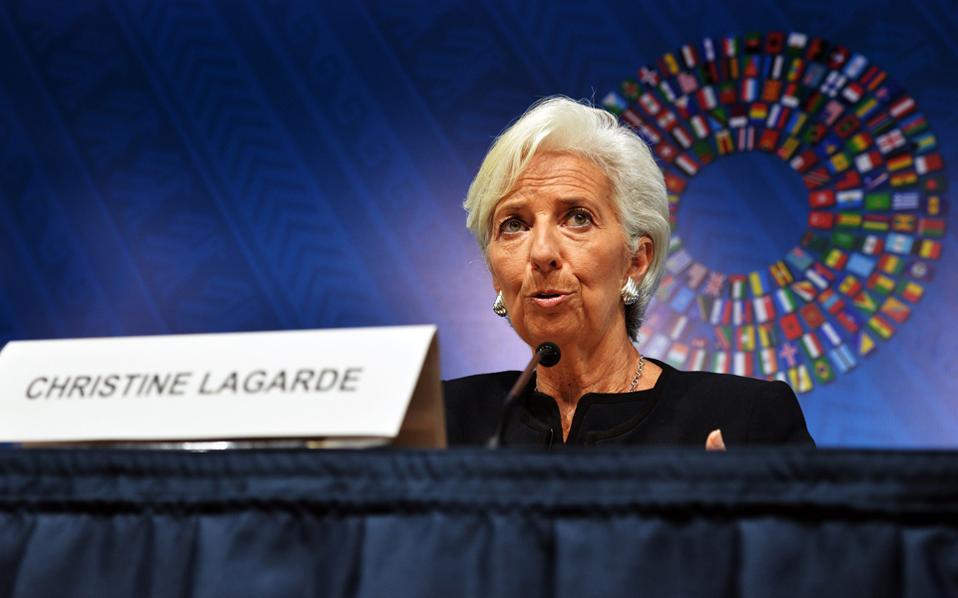 Επιπλέον μέτρα για τη διοίκηση των τραπεζών και το συνταξιοδοτικό ζητά το ΔΝΤ