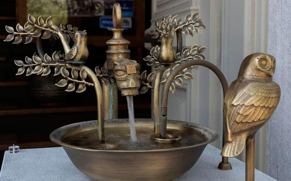 Το υδραυλικό αυτόματο των «φθεγγομένων ορνέων» και της «επιστραφείσης γλαυκός» του Φίλωνος.