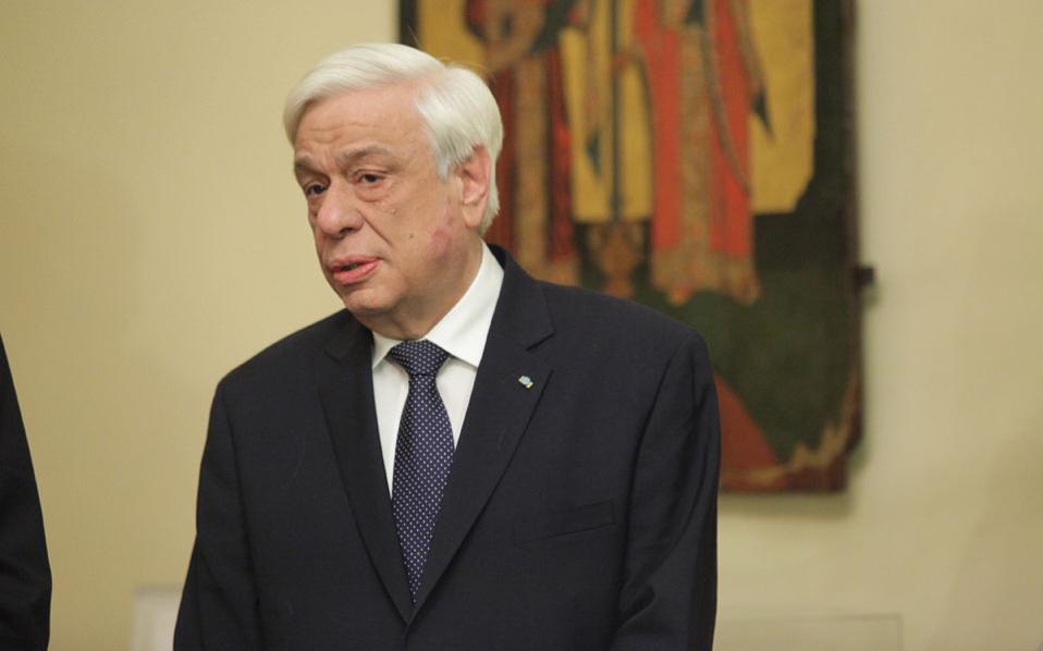 Ο κ. Πρ. Παυλόπουλος επισήμανε χθες ότι η Ελλάδα δεν πρόκειται να δεχθεί εκπτώσεις στα κυριαρχικά δικαιώματά της.