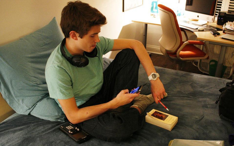 Ψηφιακή αμνησία από τη χρήση των smartphones