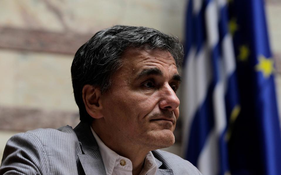 Με απόφαση του κ. Τσακαλώτου (φώτο) ο κ. Κουτεντάκης διορίστηκε νέος γ.γ. Δημοσιονομικής Πολιτικής