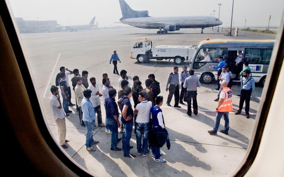 2012, αεροδρόμιο Λαχώρης- Πακιστάν