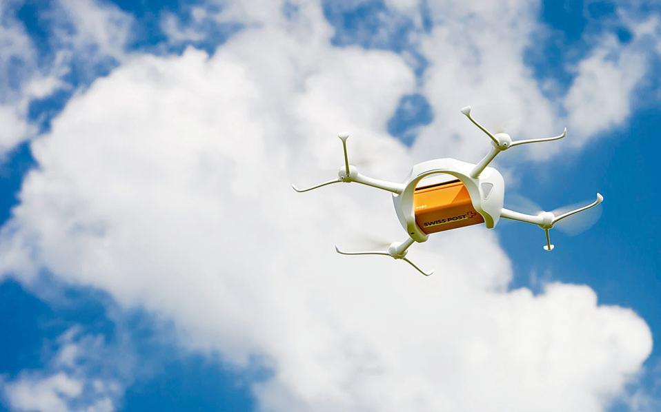 Drones για όλες τις δουλειές