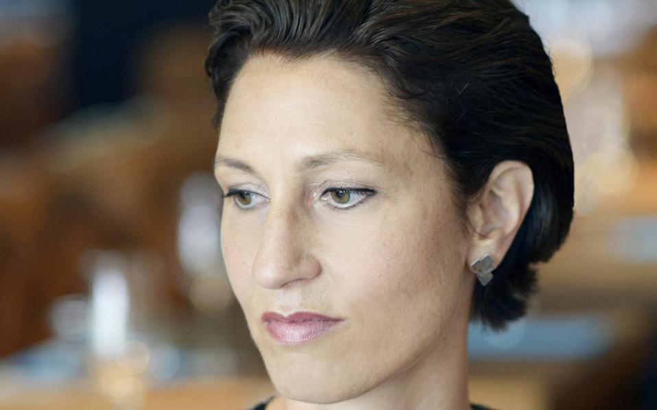 Η μεσόφωνος Στέλλα Ντουφεξή.