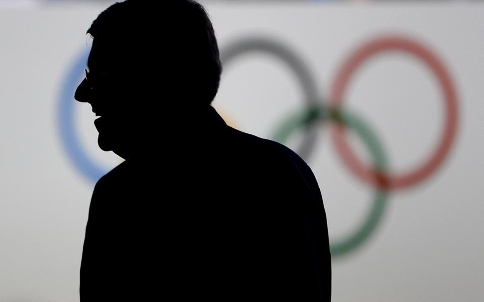 Ο πρόεδρος της ΔΟΕ, Τόμας Μπαχ, θέλει να διώξει τις σκιές από τον αθλητισμό. «Θέλουμε να επιτύχουμε τα χρήματα αυτά που προέρχονται από τον αθλητισμό να πηγαίνουν στον αθλητισμό», τόνισε με νόημα.
