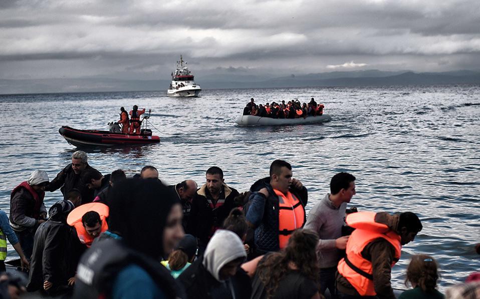 Αποτέλεσμα εικόνας για μεταναστευτικο