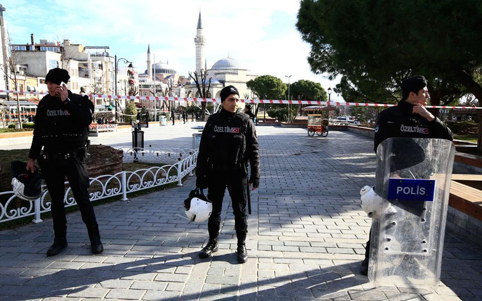 Αποτέλεσμα εικόνας για τρομοκρατικο χτυπημα κωνσταντινουπολη