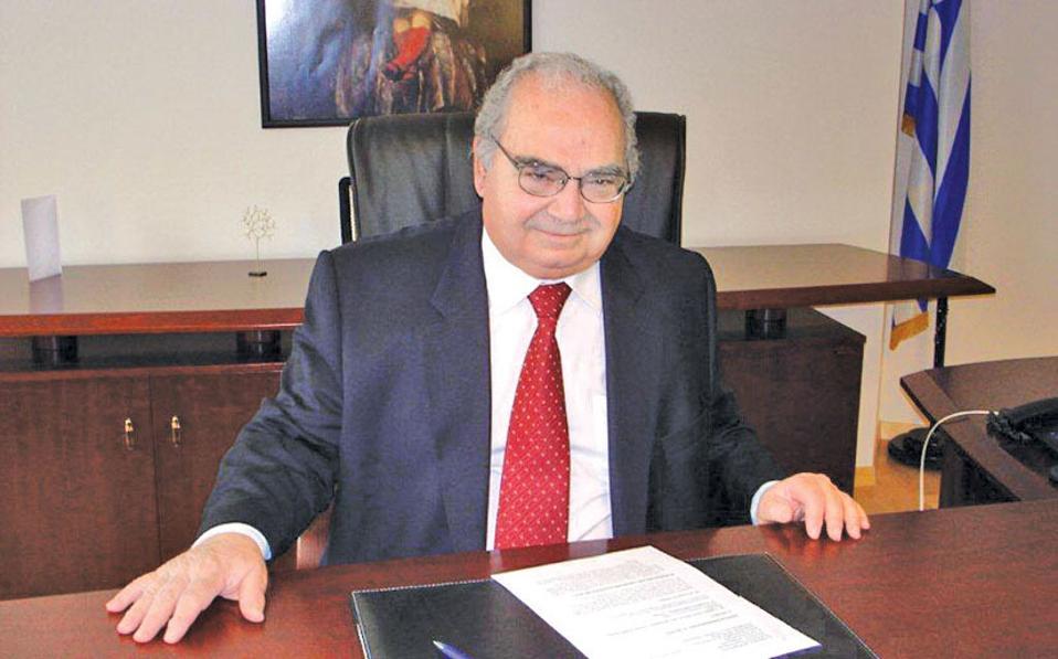 O κ. Ρακιντζής ενημερώθηκε για την αντικατάστασή του νωρίς το πρωΐ της Δευτέρας από τον Υπουργό Εσωτερικών και Διοικητικής Ανασυγκρότησης.