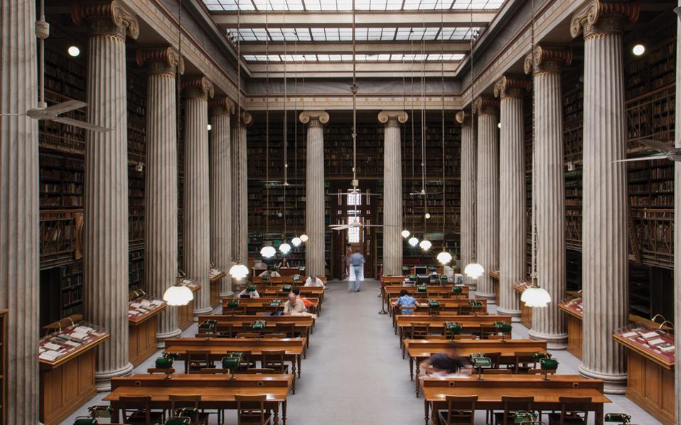 Μια Εθνική Βιβλιοθήκη κρίνεται πρωτίστως από το πόσα βιβλία γράφτηκαν και πόσες έρευνες προχώρησαν που δεν θα μπορούσαν ποτέ να είχαν γίνει χωρίς τα τεκμήριά της.