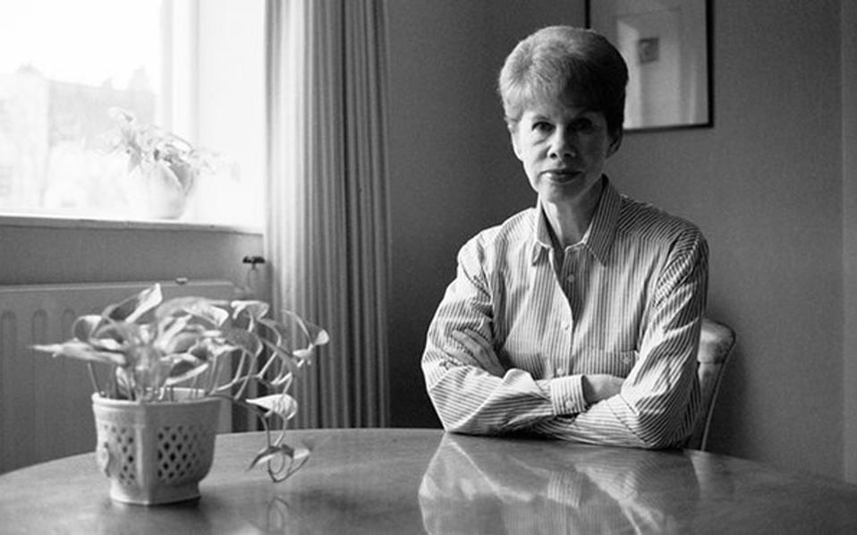 Η Ανίτα Μπρούκνερ έγραφε αστικές «μπαλάντες» για μοναχικούς ανθρώπους.