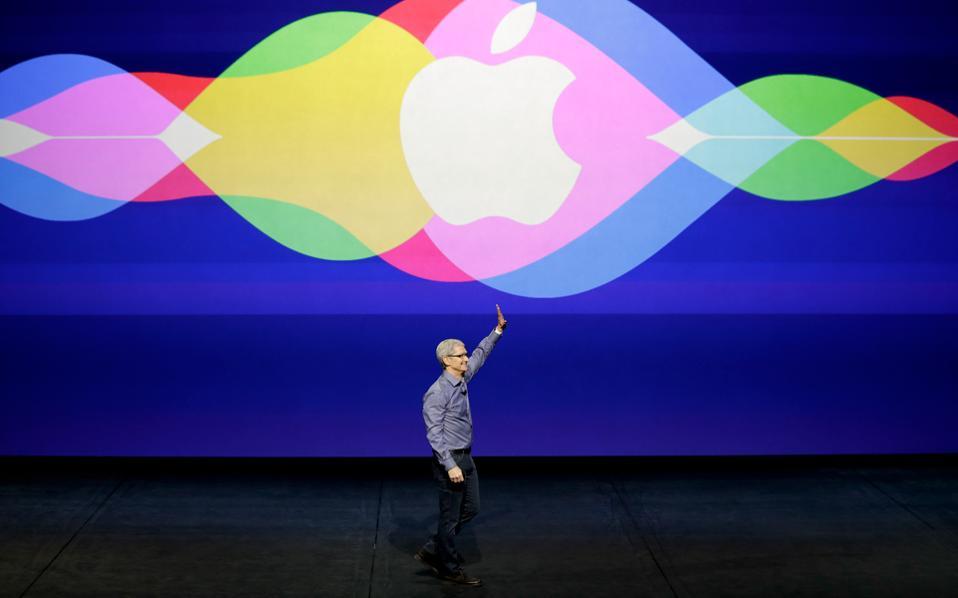 Στο Κουπερτίνο της Καλιφόρνιας έκανε την παρουσίαση των τελευταίων μοντέλων της η Apple.